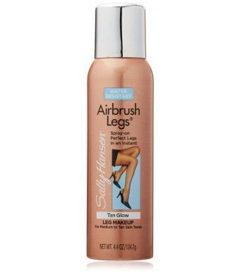 Sally Hansen Airbrush Leg Tan Glow,4.4 oz