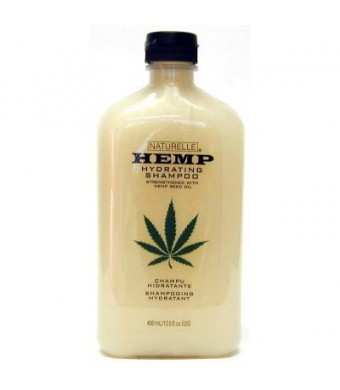 Hemp Shampoo Hydrating 13.5oz