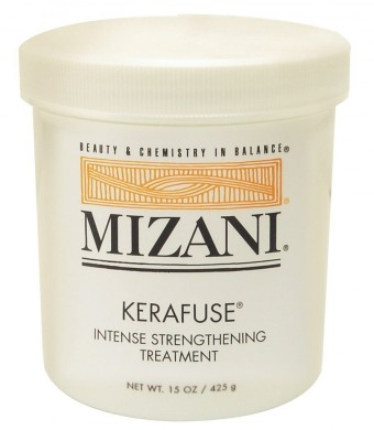 Mizani Kerafuse Intense Strengthening Treatment for Unisex, 15 Ounce