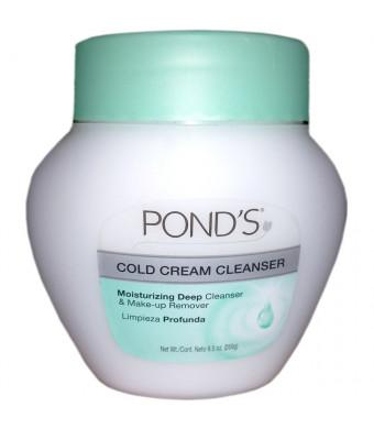 PONDS Cold Cream Cleanser, 9.5-oz. Jars