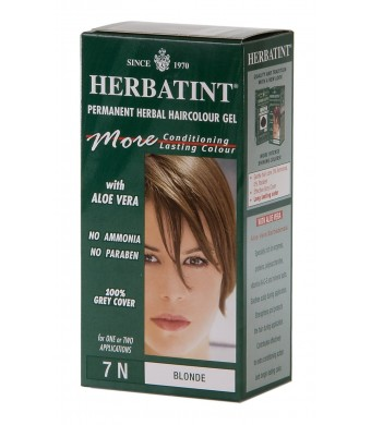 Herbatint Hair Color, 7N Blonde, 4.56 Fluid Ounce