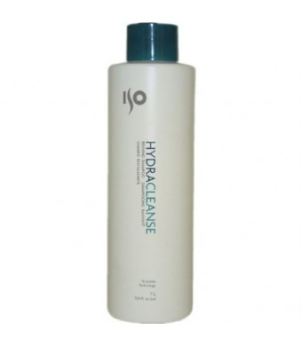ISO Hydra Cleanse Reviving Shampoo for Unisex, 33.8 Ounce