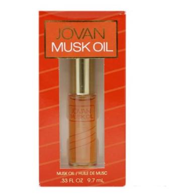 Jovan Musk By Jovan For Women. Perfume Oil 0.33 Oz