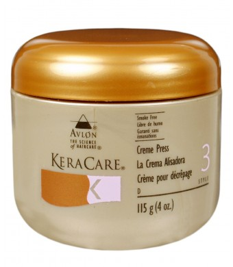 Avlon KeraCare Creme Press 4 oz
