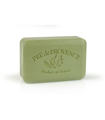 Pre de Provence Soap Shea Enriched Everyday 250 Gram Extra Large French Soap Bar - Olive Oil