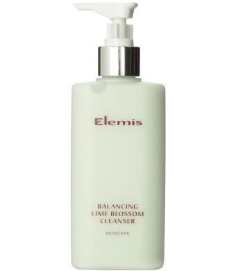 Elemis Balancing Cleanser, Lime Blossom, 6.8 Ounce