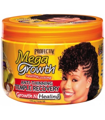 Profective Mega Growth Growth N Healing Anti- Thinning Stimulant, Temple Recovery 6 oz