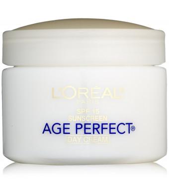 L'Oreal Paris Age Perfect Day Cream SPF 15, 2.5 Fluid Ounce