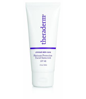Theraderm - Platinum Protection Facial Sunscreen