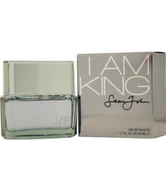 I Am King by Sean John for Men - 3.4 Ounce EDT Spray
