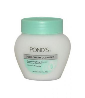 Cold Cream Cleanser Moisturizing Deep Cleanser, 6.1 Ounce