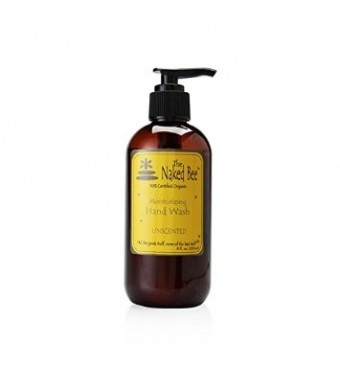 The Naked Bee Unscented Moisturizing Hand Wash 8.0 oz