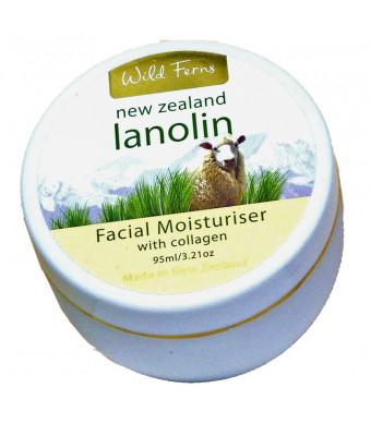 Lanolin and Collagen Face Cream by Wild Ferns