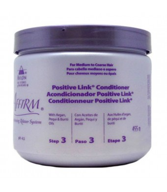 Affirm Positive Link Conditioner by Avlon, 16 Ounce