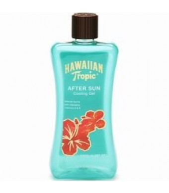 Hawaiian Tropic Cool Aloe After Sun Burn I.C.E. Gel, 16-Fluid Once Bottle