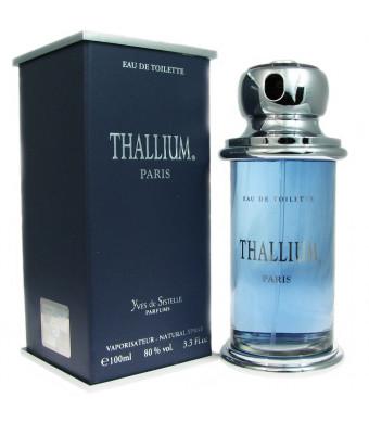 Thallium for Men by Yves De Sistelle 3.3 Ounce EDT SP