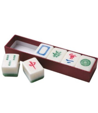 Mah Jongg Tiles Guest Soap Set