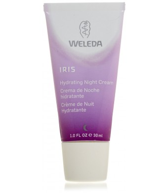Weleda Iris Hydrating Night Cream, 1-Fluid Ounce