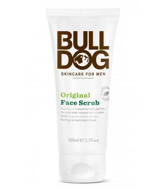 Bulldog Original Face Scrub 3.3 oz