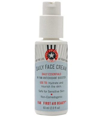 First Aid Beauty Daily Face Cream-2 oz.