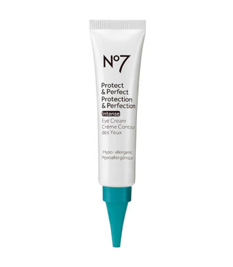 Boots No7 Protect and Perfect Intense Eye Cream - 15ml