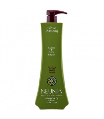 Neuma Reneu Shampoo, 25.4 Fluid Ounce