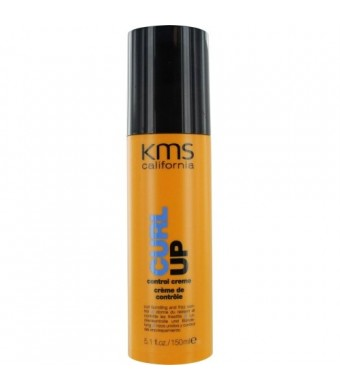 Kms California Curl Up Control Creme, 5.1 Ounce