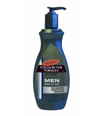 Palmer's Cocoa Butter Formula Men's Lotion, 13.5 Fluid Ounce (Pack of 2)
