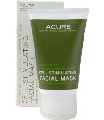 Facial Mask CGF + Argan Stem Cell + 2% Chlorella, 1.75 oz