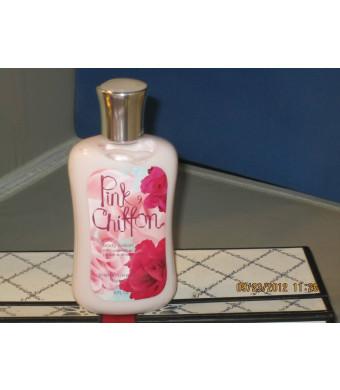 Bath Body Works Pink Chiffon 8.0 oz Body Lotion