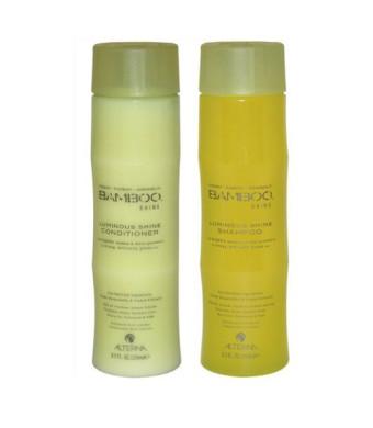 Alterna Bamboo Shine Luminous Shine Shampoo and Conditioner DUO 8.5 oz