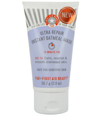 First Aid Beauty Ultra Repair Instant Oatmeal Mask-2 oz.