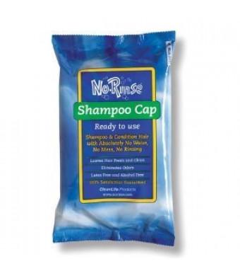 No Rinse Shampoo Cap 1 ea (Pack of 2)