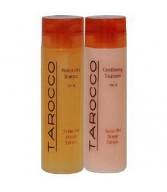 Cali Tarocco Moisturizing Shampoo (8.6 Fluid Ounces) and Conditioning Treatment (8.7 Fluid Ounces) Set