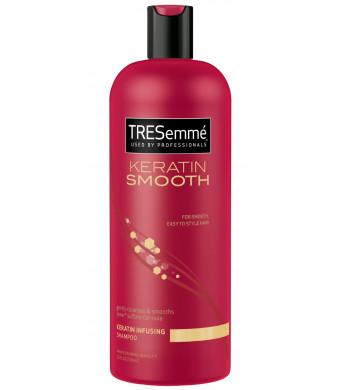 TRESemme Keratin Smooth Keratin Infusing Shampoo - 25 oz
