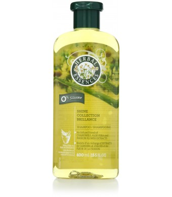 Herbal Essences Shine Collection Shampoo 13.5 Fl Oz