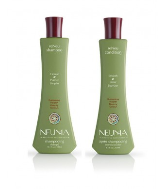 Neuma Sulfate Free Reneu Shampoo 10.1 Oz. Conditioner 8.5 Oz.