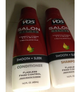VO5 Salon Series Conditioner Smooth Plus Sleek
