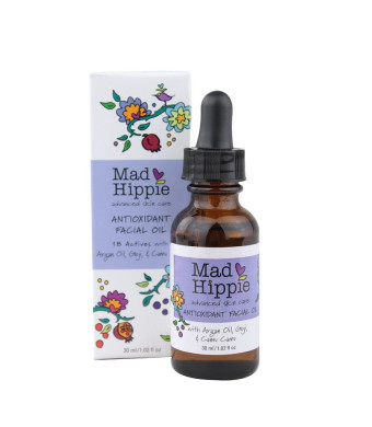 Antioxidant Facial Oil Mad Hippie Skin Care 30 ml Oil