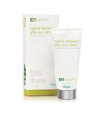 Coola Wnvironmental Reapir Plus Radical Recovery After Sun Lotion 6 Fl Oz.