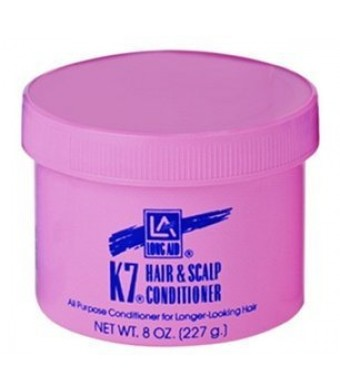 Long Aid K7 Hair and Scalp Conditioner 8 OZ