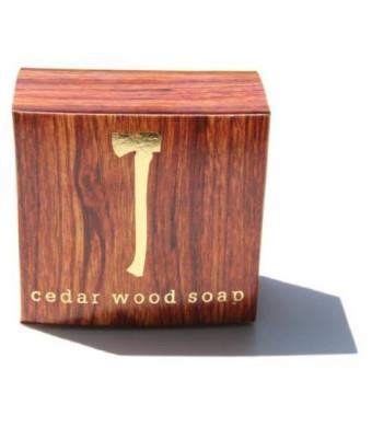 Kalastyle Cedar Wood Soap, 5.8 oz