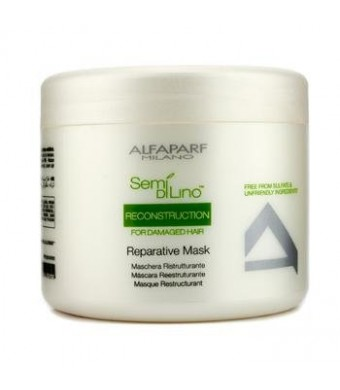 Alfaparf Milano Semi Dilino Reconstruction for Damaged Hair - Repairative Mask 16.9 Oz