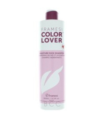 Framesi Color Lover Moisture Rich Shampoo, 16.9 Ounce