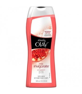 Simply Olay Pomegranate Body Wash