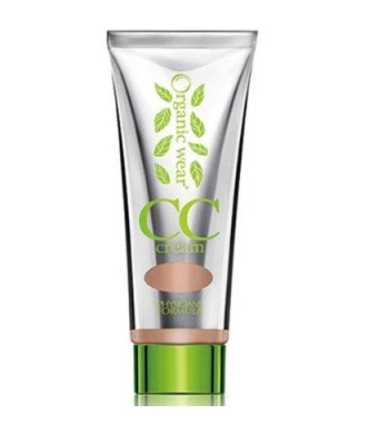 Physicians Formula Organic Wear 100% Natural Origin CC Cream, Light, 1.2 Fluid Ounces