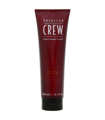 American Crew Firm Hold Styling Gel, 13.1 Fluid Ounce