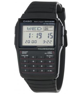 Casio Men's DBC32-1A Data Bank Watch