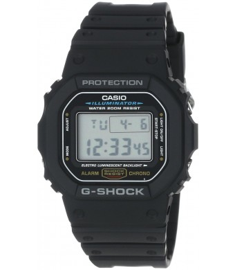 Casio G-Shock DW5600E-1V Men's Watch