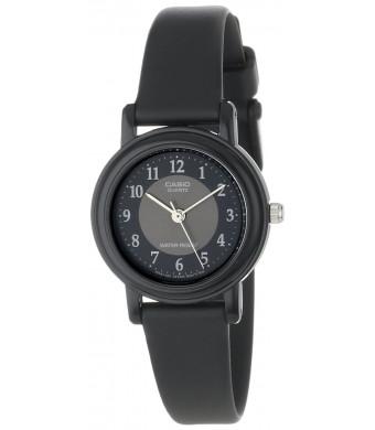 Casio Women's LQ139A-1B3 Black Classic Analog Casual Watch
